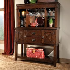 Sonoma Sideboard and Hutch