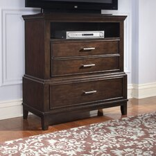 <strong>Standard Furniture</strong> Vantage 3 Drawers Media Chest