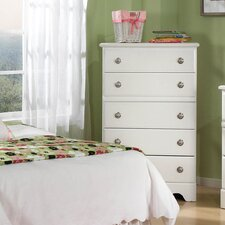 Chelsea 5 Drawer Standard Chest