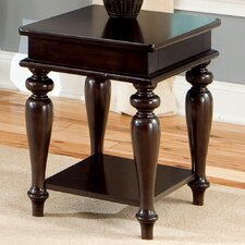 Java End Table