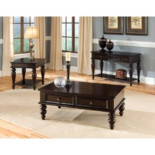 Java Coffee Table Set