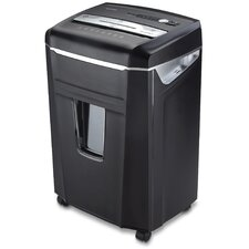 10 Sheet Micro-Cut Shredder with Pullout Basket