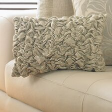Murano Ruched Hollywood Decorative Pillow