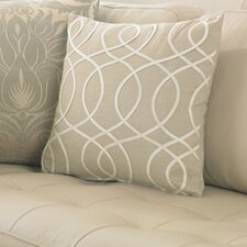Murano Lyric Banding Decorative Pillow