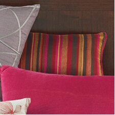 <strong>Wildcat Territory</strong> Narcissus Viva Stripe Decorative Pillow