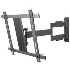 Slim Profile Double Arm Wall Support