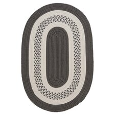 Crescent Gray Indoor/Outdoor Rug