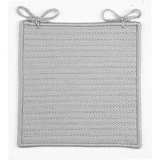 Seascape Square Braided Chair Pad