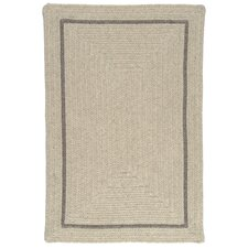 Shear Natural Cobblestone Rug