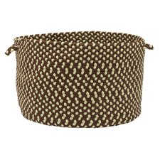 <strong>Colonial Mills</strong> Montego Bright Brown Utility Basket
