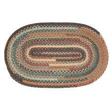 Olivera Warm Chestnut Kitchen Area Rug