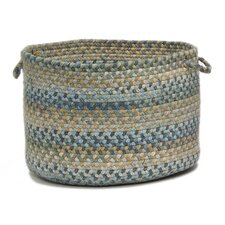Ridgevale Whipple Blue Utility Basket