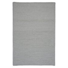 Simply Home Solid Shadow Indoor/Outdoor Rug