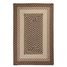 Tiburon Sandstorm Braided Indoor/Outdoor Area Rug