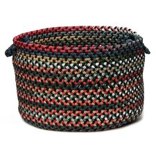 Chestnut Knoll Braided Utility Basket