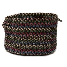 Midnight Braided Utility Basket