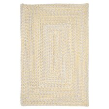 Catalina Yellow Sun-Soaked Indoor/Outdoor Rug