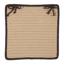 <strong>Colonial Mills</strong> Boat House Chair Pad (Set of 4)