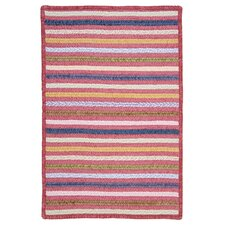 <strong>Colonial Mills</strong> Seascape Blossom Striped Rug
