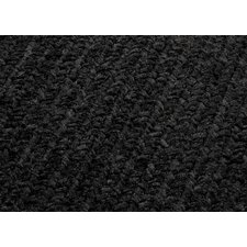 Simple Chenille Black Sample Swatch