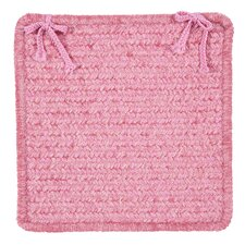 Simple Chenille Chair Pad