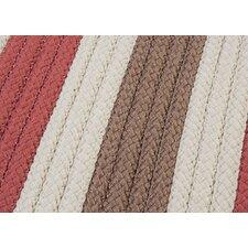 Stripe It Terracotta Sample Swatch