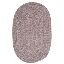 Softex Check Amethyst Check Indoor/Outdoor Area Rug