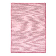 <strong>Colonial Mills</strong> Twisted Pinkest Pink Rug