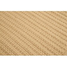 <strong>Colonial Mills</strong> Simply Home Solid Buff Sample Swatch
