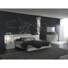 <strong>Rossetto USA</strong> Nightfly Platform Bedroom Collection