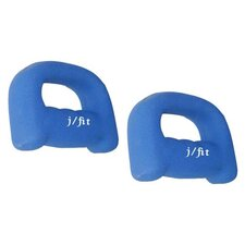 Neoprene Grip Dumbbell (Pair)