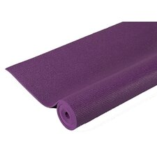 <strong>J Fit</strong> Extra Thick Pilates Yoga Mat in Purple