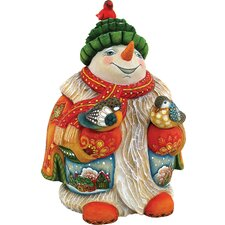 Derevo Enchanted Flurry Snowmen