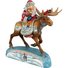 Derevo Santa on Moose