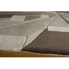 New Wave Concrete Rug