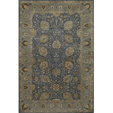 Zarin Blue/Brown Area Rug