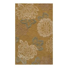 Sensations Gold Area Rug