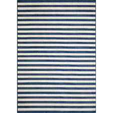 Baja Navy Indoor/Outdoor Area Rug