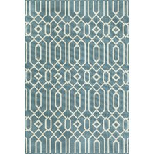 Baja Blue Indoor/Outdoor Rug