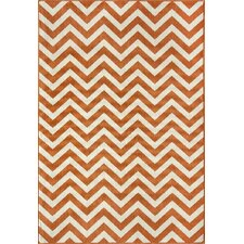 Baja Orange Indoor/Outdoor Rug
