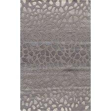 Delhi Silver Tufted Rug