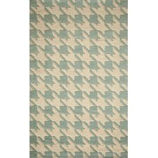 Delhi Light Blue Tufted Rug