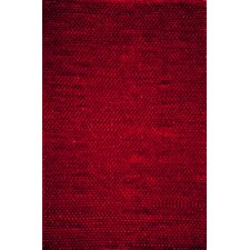 Downtown Red Rug