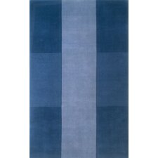Metro Light  Blue Rug