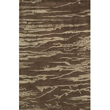 Zen Brown/Ivory Area Rug