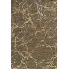 Zen Brown Area Rug