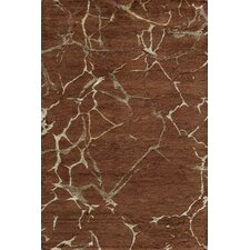 Zen Copper Area Rug