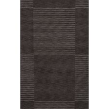 Gramercy Carbon Geometric Area Rug