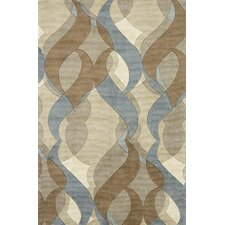 New Wave Mulitcolored Rug