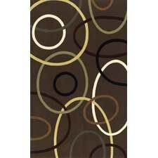 Elements Brown Area Rug